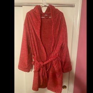 Ulta hooded robe